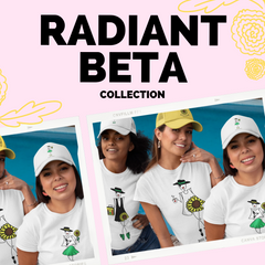 Radiant Beta collection for feminists