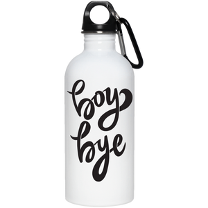 Boy Bye Stainless Steel Water Bottle