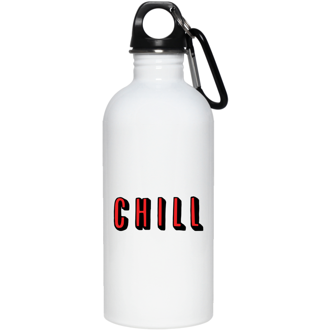 CHILL Stainless Steel Water Bottle