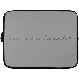 You Are Loved Laptop Sleeve - 13 inch