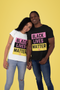 Black Lives Matter Unisex Jersey Short-Sleeve T-Shirt