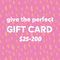 COVEDOZA Gift Card