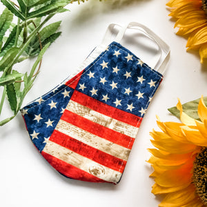 Americana Reusable Cotton Face Mask