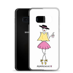 Mompreneur EME for Samsung - Clear Case
