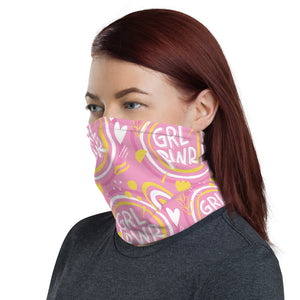 GRL PWR Neck Gaiter by Paola Rosales