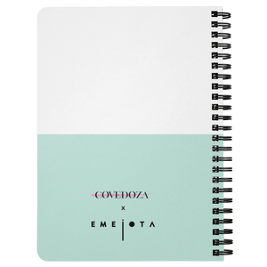 Inhale, Exhale Spiralbound Notebook