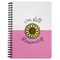 I'm Still Blossoming Spiralbound Notebook