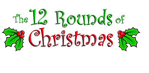 The 12 Rounds of Christmas, a Christmas themed game show event by corporate event planner CluedUp