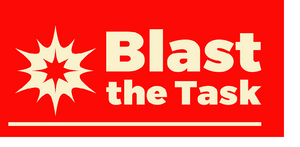 Blast the Task (Virtual team building)