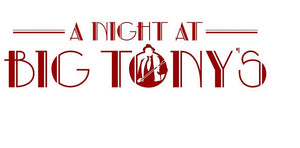 A Night at Big Tony's casino event for corporate team building activities