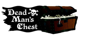 Dead Man's Chest murder mystery and dinner event