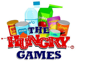 The Hungry Games outdoor team building and employee engagement challenge with a total food theme