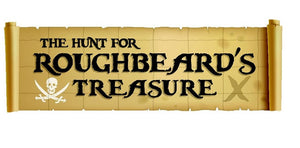 Hunt for Roughbeard's Treasure team building treasure hunt event