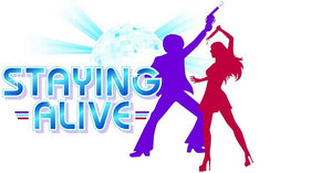 Staying Alive 1970s themed murder mystery game and dinner event for corporate