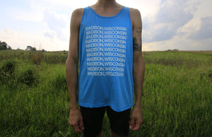 Madison Wisconsin Tank Top
