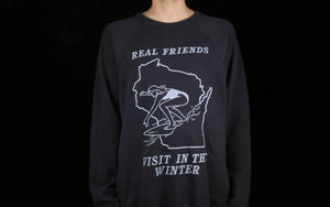 Real Friends Visit Sweatshirt