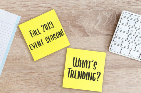 3 Event Marketing Trends for the Fall 2019 Season - DoTradeshow