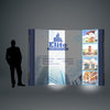 10 Ft Pop Up Display - Do Tradeshow - Custom Trade Show Displays and Booths in Minnesota