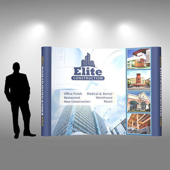Trade Show Booth Graphics : Trade show displays pop up booths banner stands portable displays