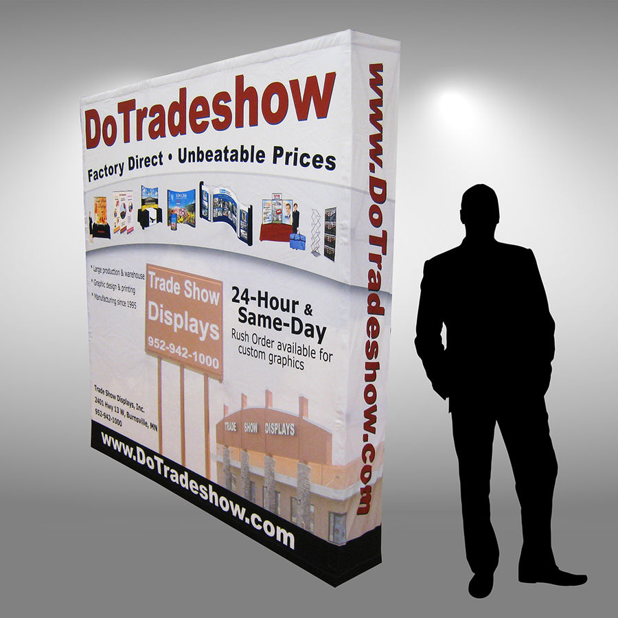 Replacement Graphic for EZ-Up Display - Do Tradeshow - Custom Trade Show Displays and Booths in Minnesota
