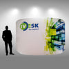 EZ-Zip Display - 10 Ft - Do Tradeshow - Custom Trade Show Displays and Booths in Minnesota
