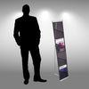 4-Pocket Economy Rollable Literature Display - Do Tradeshow - Custom Trade Show Displays and Booths in Minnesota