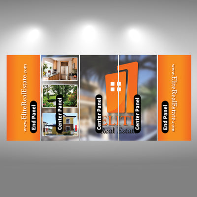 Graphic Package for Tabletop Pop Up Displays - Do Tradeshow - Custom Trade Show Displays and Booths in Minnesota