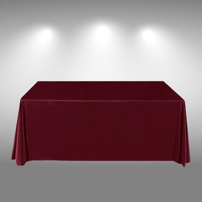 Standard Table Throw - Do Tradeshow - Custom Trade Show Displays and Booths in Minnesota