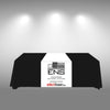 Printed Table Runner and Table Throw Combo - Do Tradeshow - Custom Trade Show Displays and Booths in Minnesota