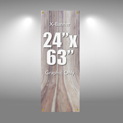 X-Frame Banner Hardware in Carrying Bag - Do Tradeshow - Custom Trade Show Displays and Booths in Minnesota