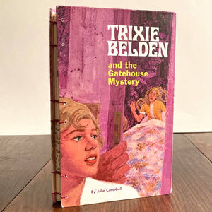 Trixie Belden and the Gatehouse Mystery
