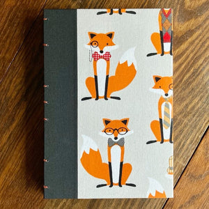 Dapper Foxes - Classic sized
