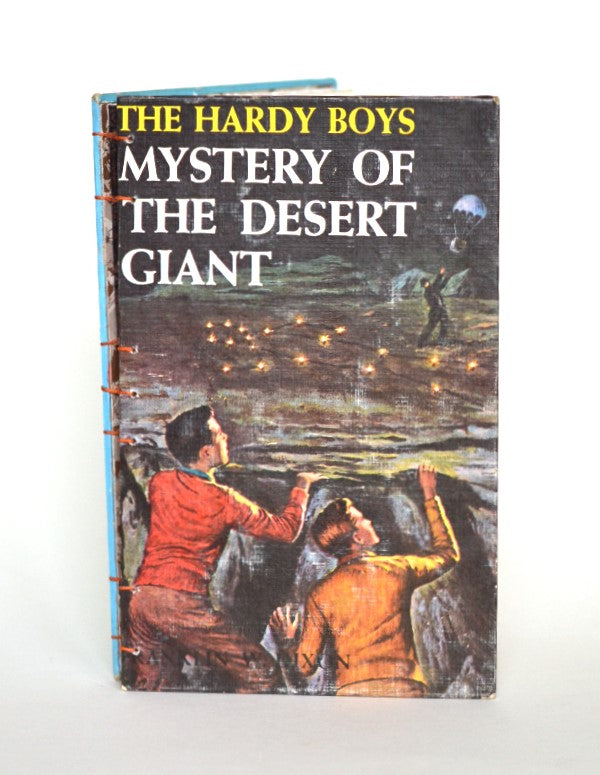 The Mystery of the Desert Giant