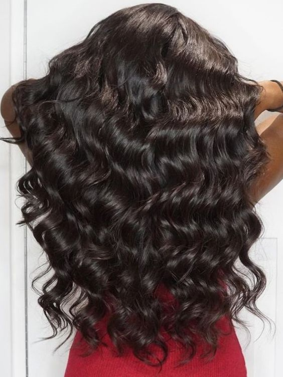 LACE FRONTAL WIGS- LOOSE WAVE