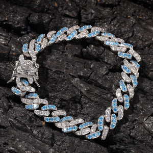 Cuban Link and CZ Diamond Collection