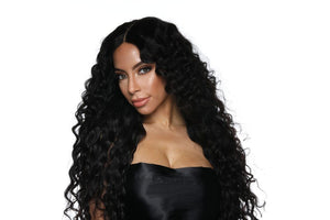 4x4 GLUELESS CLOSURE WIGS- NATURAL WAVE