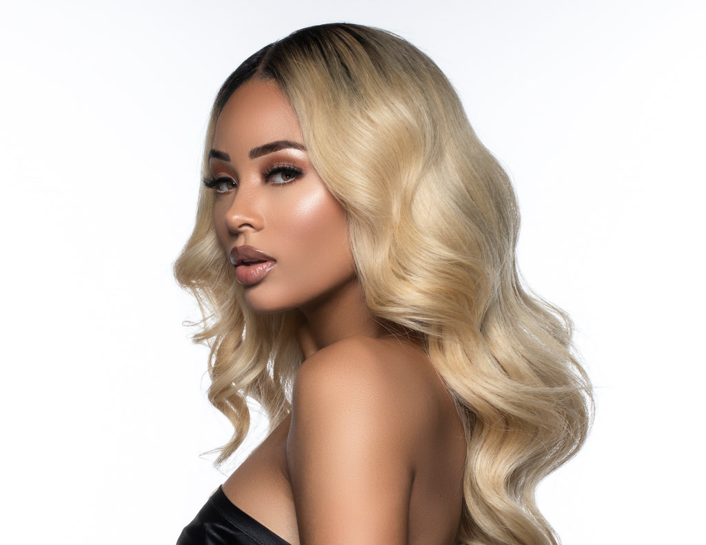 BODY WAVE 613 BLONDE