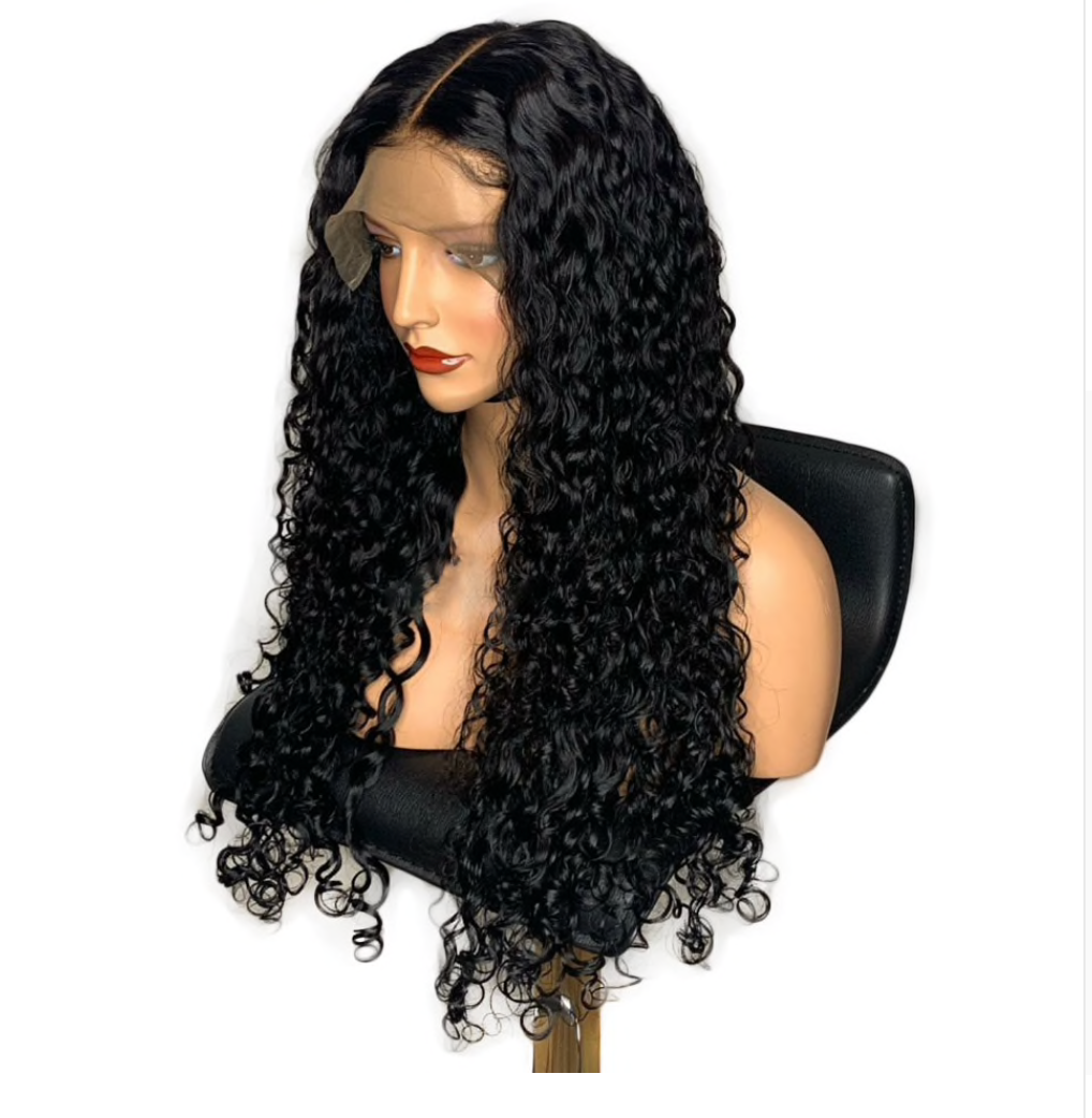 LACE FRONTAL WIGS- FRENCH CURLY