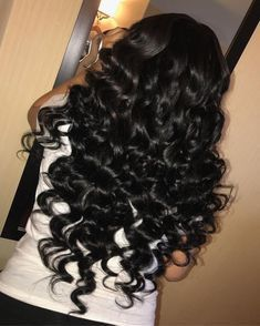 LACE FRONTAL WIGS- LOOSE DEEP
