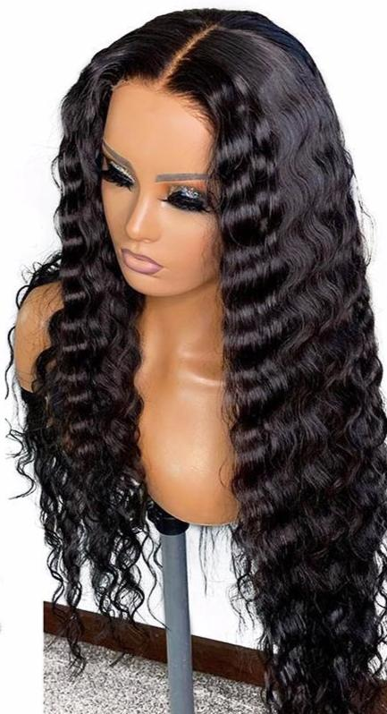 FULL LACE WIGS-DEEP WAVE