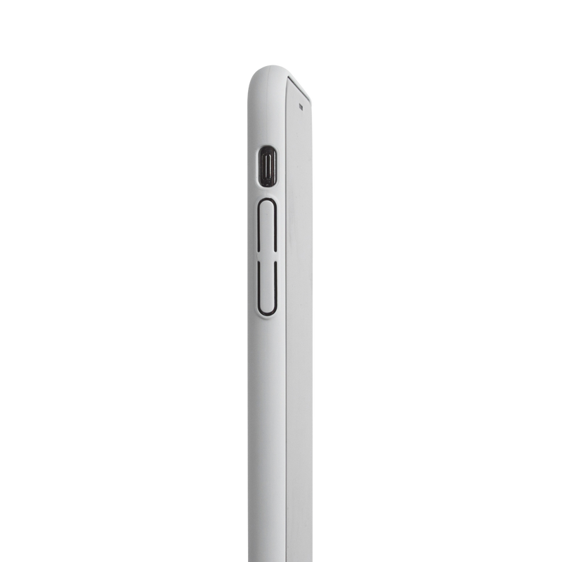 Ohut iPhone 11 Pro 5,8 kuori V2 - Pearl Grey