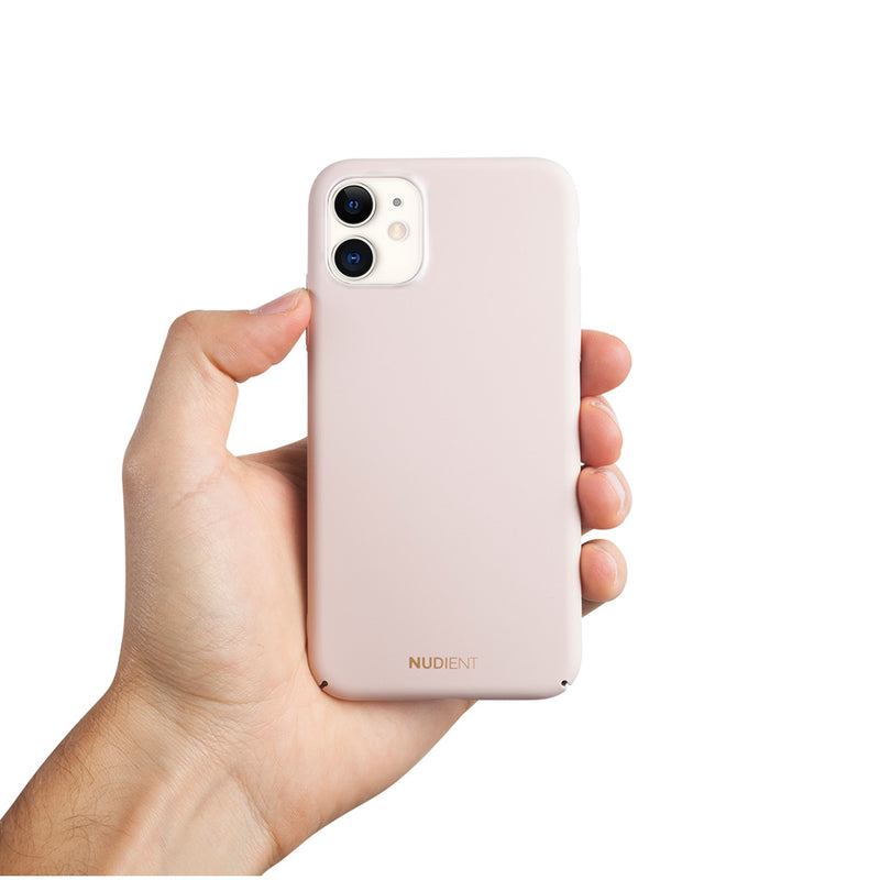 "Ohut iPhone 11 6,1"" kuori V2 - Candy Pink"