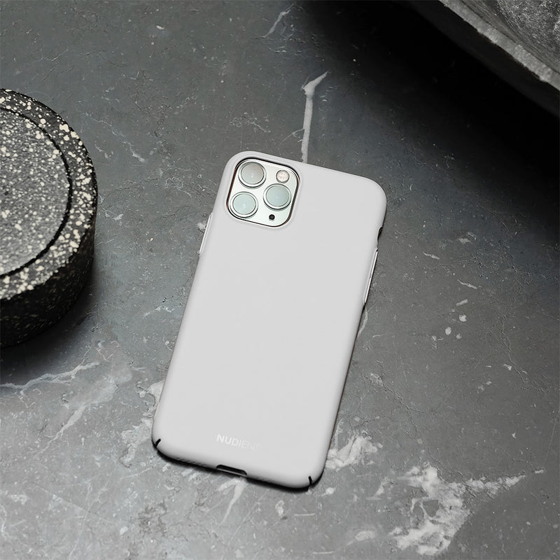 "Ohut iPhone 11 6,1"" kuori V2 - Pearl Grey"