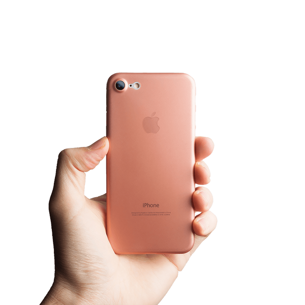 tunt rosa iphone 7 skal