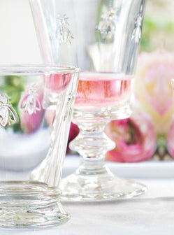Bee Water Glass Set/6