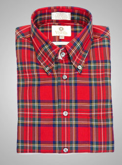 Royal Stewart Viyella Shirt
