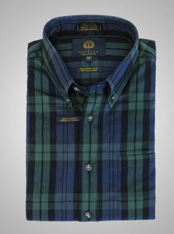 Blackwatch Viyella Shirt