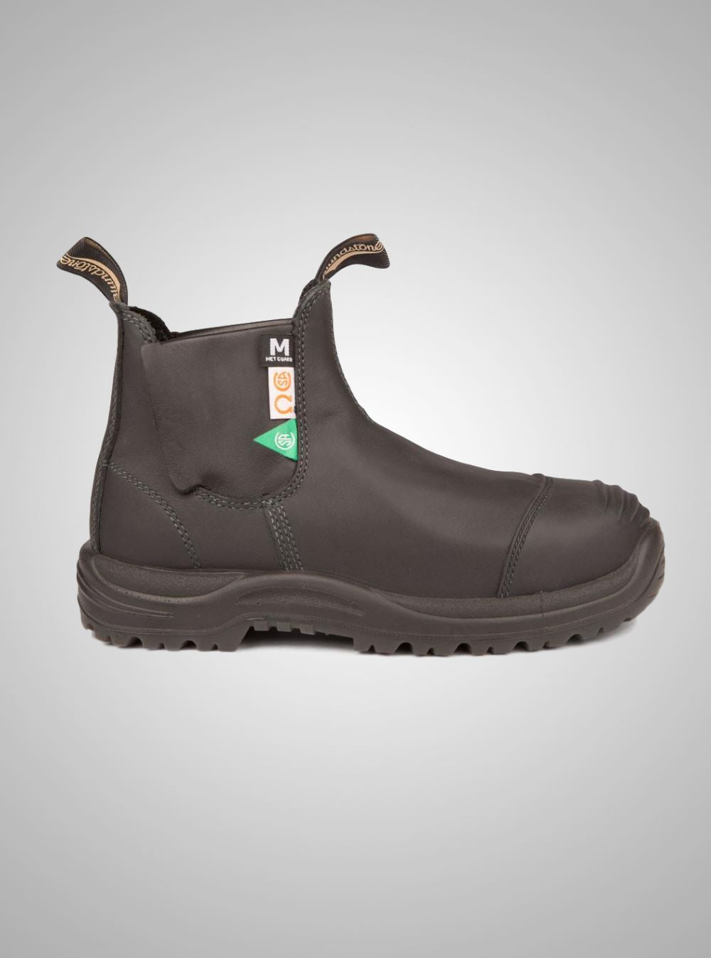 Blundstone 165 - The Greenpatch Met Guard in Black