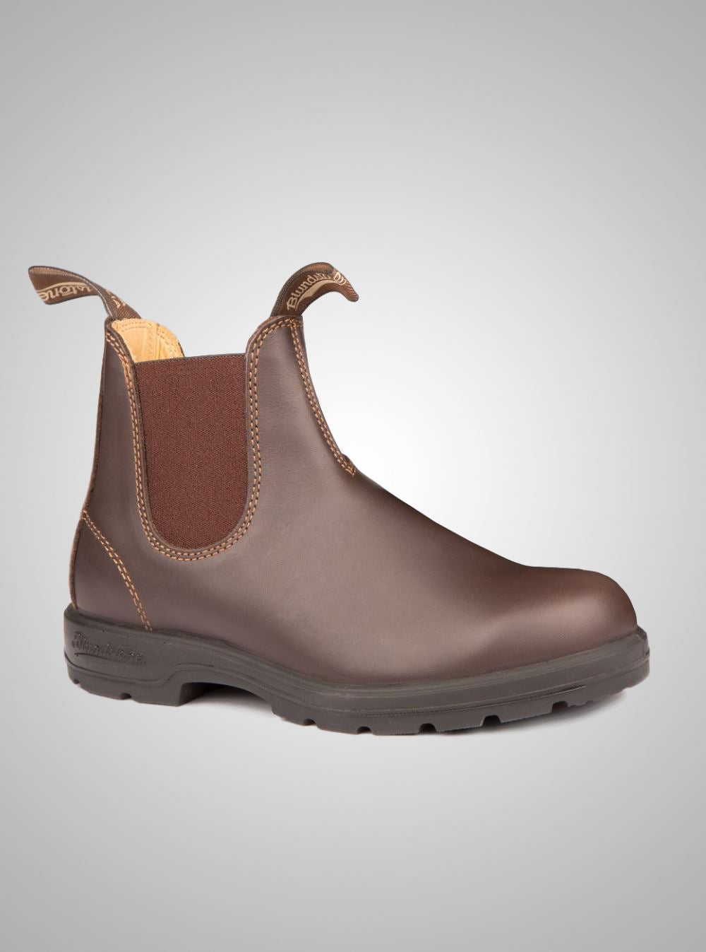 Blundstone 550 - The Leather Lined in Walnut