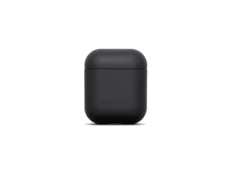 Nudient - AirPods Gen 1 & 2 Deksel - Ink Black